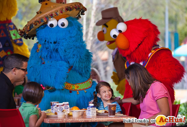 Image Result For Breakfast With Elmo Busch Gardens