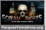 Logo de Scream Nights
