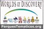 Logo de Worlds of Discovery