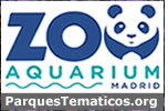Logo de Zoo Aquarium de Madrid